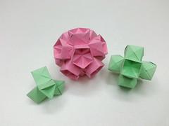 Gumburi (hyunrang) Tags: origami hur paperstrip gumburi