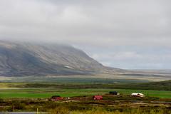 Iceland 冰島 (MelindaChan ^..^) Tags: nature water pool landscape volcano iceland hill mel crater melinda icelandic kerið 冰島 chanmelmel melindachan