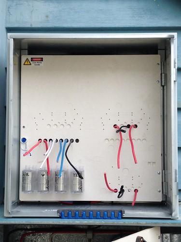 3 phase switchboard upgrade