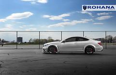MB Black Series C63 RF1 (1) (Rohana Wheels) Tags: auto cars car photography photo photoshoot outdoor wheels tire automotive vehicle rim luxury concave luxurycar rohana rohanawheels rohanawheelscom