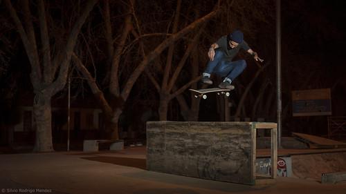 Ruben Sotomayor - Kickflip