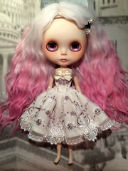 My first blythe reroot 💕