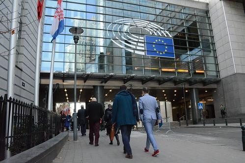 Statenexcursie Fryslân & Drenthe naar Brussel