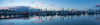 Newport Marina Sunrise (Stephanie Sinclair) Tags: harbor newport marina ships fishingboats oregon pano panorama nikon serene oregoncoast