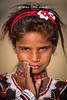 Gamine Gypsy à Pushkar (Rajasthan - Inde) - Gypsy girl in Pushkar (Rajasthan - India) ( Jean-Yves JUGUET ) Tags: camel camelfair girl eyes portrait face india hindu pilgrimage hinduism asia colorimage festival frontview photography pilgrim inde pushkar gypsy desert thardesert look beauty