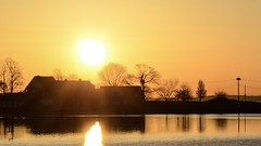Easy Like Sunday Morning (Lojones13) Tags: outdoor sky morning sunrise serene sunday