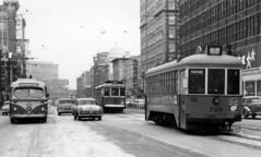 GWTC 1762 & #728 (Manitoba Transit Heritage Association, Inc.) Tags: transit streetcar trackless trolley railcar greater winnipeg commission portage donald manitoba canada