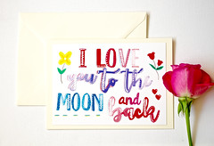 I love you to the moon and back handmade greeting card-11 (roisin.grace) Tags: greetingcards greetingcard handpainted handmade handmadecards handpaintedcards etsy etsyseller etsyshop etsyhandmade etsyfinds lovecards valentinesday valentines valentinescard iloveyoutothemoonandbackcard iloveyoutothemoonandback lovecard