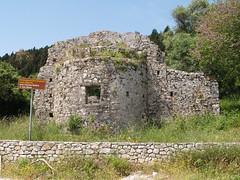 Early Christian basilica of Ag Marina (SteveInLeighton's Photos) Tags: may 2009 greece church ruin ozias paxos paxi paxoi