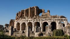 Anfiteatro Capuano (silverfox_hwz) Tags: campania capua santamariacapuavetere amphitheatre anfiteatro ancientcapua gladiator gladiatormuseum