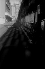SCALES (Dinasty_Oomae) Tags: aires アイレス aires35 アイレス35 aires35iiia アイレス35iiia 白黒写真 白黒 bw blackwhite blackandwhite monochrome outdoor 東京都 東京 千代田区 内幸町 tokyo chiyodaku uchisaiwaicho 建物 building 影 shadow 反射 reflection