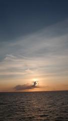 Draig. A Dragon. (Gwylan) Tags: dragon draig seascape clouds cymylau machlud sunset mor morlun arfordir sky awyr weather tywydd