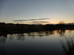 Forth & Clyde Canal at Allandale (luckypenguin) Tags: scotland falkirk forth clyde canal sunset