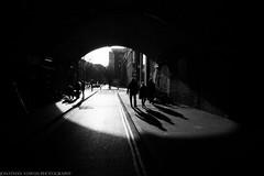 through the eye (Jonathan Vowles) Tags: london bermondsey shadow tunnel