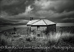 Burnmoor Lodge (tomrichardson931) Tags: offthebeatentrack monochromephotography bothy england landscape rugged tarn burnmoorlodge miterdale mountains cumbria outdoor rural moors desolate lakeland hills countryside scene wild westernfells wildness lakedistrict moorland scenic remote nationalpark clubhut eskdale europe uk thelakes boot unitedkingdom gb