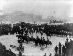 Ohio National Guard (The National Guard) Tags: ohio national guard oh ohng ng presidential inauguration parade march historic history throwback thursday tbt nationalguard guardsman guardsmen soldier soldiers us army united states america usa military troops president capitol grounds snow howard h taft horseback horse ride calvary 1909 congress library loc washington dc