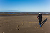 Trekking to the Sea (tabulator_1) Tags: ainsdale southport beach