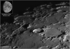 Anaxagoras Crater – February 6, 2017 (Tom Wildoner) Tags: tomwildoner leisurelyscientistcom leisurelyscientist anaxagoras crater moon lunar astronomy astrophotography astronomer space sky winter weatherly pennsylvania asi290mc zwo meade telescope celestron cgemdx lx90 sharpcap autostakkert photography photo photograph video stacking science