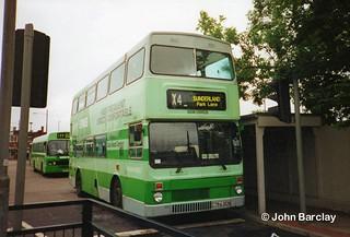 Wear Buses 3784 (C784OCN) - 29-06-97