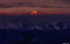 Majestic Kanchenjunga (Explored) (Sougata2013) Tags: viewfromsillerygaon darjeeling westbengal india sunrise majestickanchenjunga explored kanchenjungarange mountkanchenjunga himalaya himalayanrange kalimpong nature nikon nikond7200 natural flickrexplore