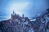 Once upon a time... (MGness / urbexery.com) Tags: newswan neuschwanstein reyloco castillo kasteel kastel schloss rey loco ludwig könig king bavaria schwangau bayern burg mountains snow schnee snowball blizzard alps