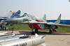 777 Grey Mikoyan Mig-29SMT (johnyates2011) Tags: maks2007 moscow russia zhukovsky 777grey mikoyan mig29 mikoyanmig29 mig
