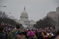 Convergence on the Capitol (railsnroots) Tags: demonstrations first amendment womens march protest signs