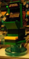 Lego Dimensions Midway Arcade Arcade Machine (Doc Nero) Tags: lego dimensions dc movie sonic hedgehog midway ninjago doctor who arcade spy hunter joker batman tardis dalek