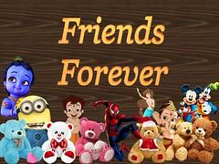friends forever (bhagwathi hariharan) Tags: quotes love lovequotes images backgrounds ganpathi ganpati nalasopara nallasopara mumbai mathuranagar