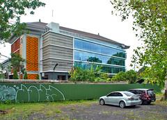 Gedung Kantor Benoa (Ya, saya inBaliTimur (leaving)) Tags: tuban bali office kantor architecture arsitektur building gedung