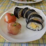 First self-made Sushi
