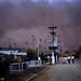 Dust storm Alice Springs-1964