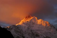 Meri Snow Mountain (autrant) Tags: mountain snowmountain minolta maxxam7d sunrise summits merisnowmountainyunnanchinasunrisesnowmountain china tibet cloud hikking trekking travel