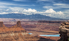 Infinity (Fil.ippo) Tags: sky panorama clouds landscape utah nikon deadhorsepoint canyonlands filippo paesaggio d5000 filippobianchi