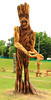 Tree Man_3720 (whitewolf4665) Tags: trees nature outdoors landscapes logs statues sculptures competitions treestumps woodcarvings fantasyart arboretums chainsawcarvings woodsculptures mythologicalart