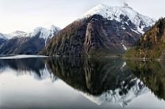 Traceys Arm (Rob McC) Tags: usa snow seascape mountains alaska landscape fjord explored