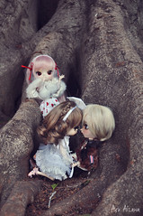 And the romanticism is over (Au Aizawa) Tags: love fashion japanese kiss couple doll dal glen eris isul byul dotori creatorslabel