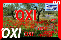 Greece   NO NEIN (c) 2015 Bernhard Egger :: ru-moto images 4057 (:: ru-moto images | 45 Million views) Tags: greek europe euro no hellas eu greece grecia griechenland grce ochi grcia ellas griekenland yunanistan grieija grekland grecja nein kreikka  grcia  graikija ells grka kreeka grgorszg      helnica            grkenland rumoto