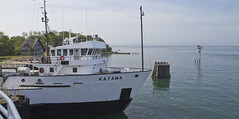 Freight Ferry, Katama (brucetopher) Tags: ferry capecod massachusetts 7d marthasvineyard woodshole falmouth canon7d freightferry brucetopher