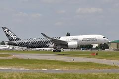 F-WWCF A350 LBG SIAE 2015 (airlines470) Tags: 2 airport airbus msn industrie lbg 2015 a350 siae fwwcf a350941