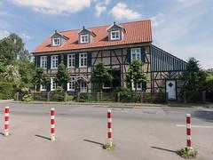 Fachwerkhaus in Dortmund (Peter L.98) Tags: sky canon haus dortmund halftimbered fachwerk s110 projekt365