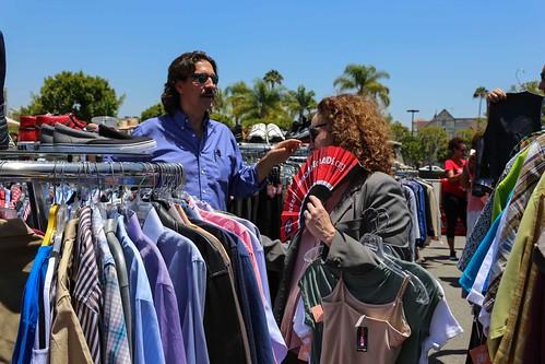 OTC Pop Up Shop @ Paramount Studios