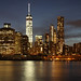 Manhattan Skyline - New York City - Panorama