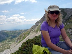 """Edita takes a well-earned rest at Sella Monte Aquila • <a style=""""font-size:0.8em;"""" href=""""http://www.flickr.com/photos/41849531@N04/19719671756/"""" target=""""_blank"""">View on Flickr</a>"""