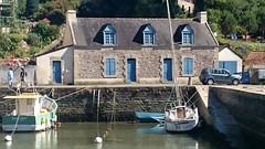 In the port of Le Bono (AieshaB) Tags: port brittany bretagne golfedumorbihan lebono gulfofmorbihan