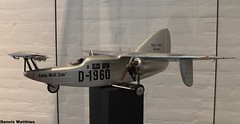 Ente (The Rubberbandman) Tags: museum plane vintage germany airplane wings experimental crash crashed aircraft aviation stall historic german prototype proof concept bremen ente propeller canard winglets duch f19 wulf focke