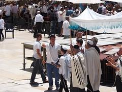 Bar Mitzvah, Western Wall!
