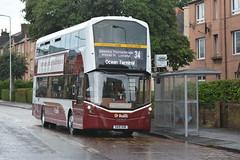 559 (Callum's Buses & Stuff) Tags: bus buses edinburgh b5 hybrid lothian mader madder slateford lothianbuses edinburghbus madderandwhite madderwhite b5tl busesedinburgh buseslothianbuses buslothianbuses sa15vuk