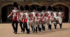 1st Battalion,welsh guards,corps of drums /25/07/2015/ (philipbisset275) Tags: unitedkingdom centrallondon stjamespalace cityofwestminster englandgreatbritain 1stbattalionwelshguards corpsofdrums 25072015