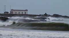 Stormy Christmas eve (skippyjon2010) Tags: storm portrush wave water sea atlantic sur wa waves nireland ulster barbara antr antrim